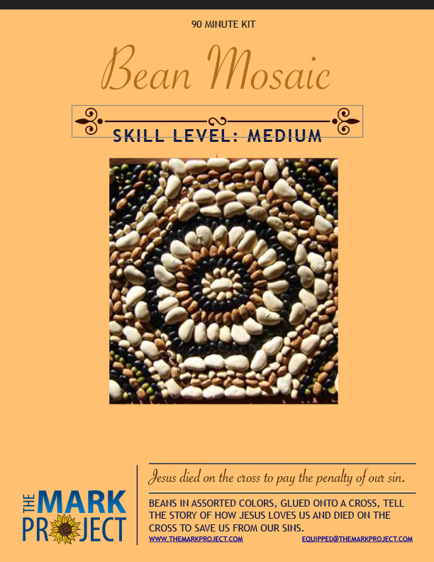 Bean Mosaic Kit